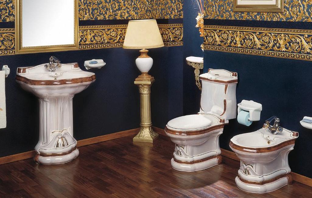 Civita Castellana Ceramiche Bagno.Ceramica Ala Ceramiche Decoro Imperial Ceramiche Civita