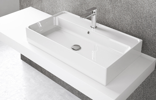 Ceramica ala lavabo d 39 arredo bathroom ceramic for Lavabi d arredo
